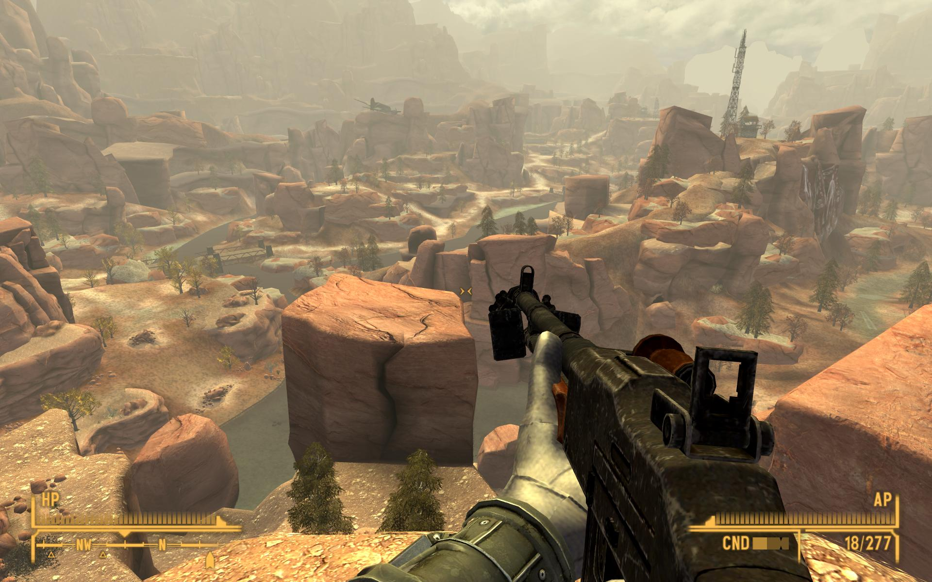 Game Review Fallout New Vegas Honest Hearts Sprawl S Scrawl
