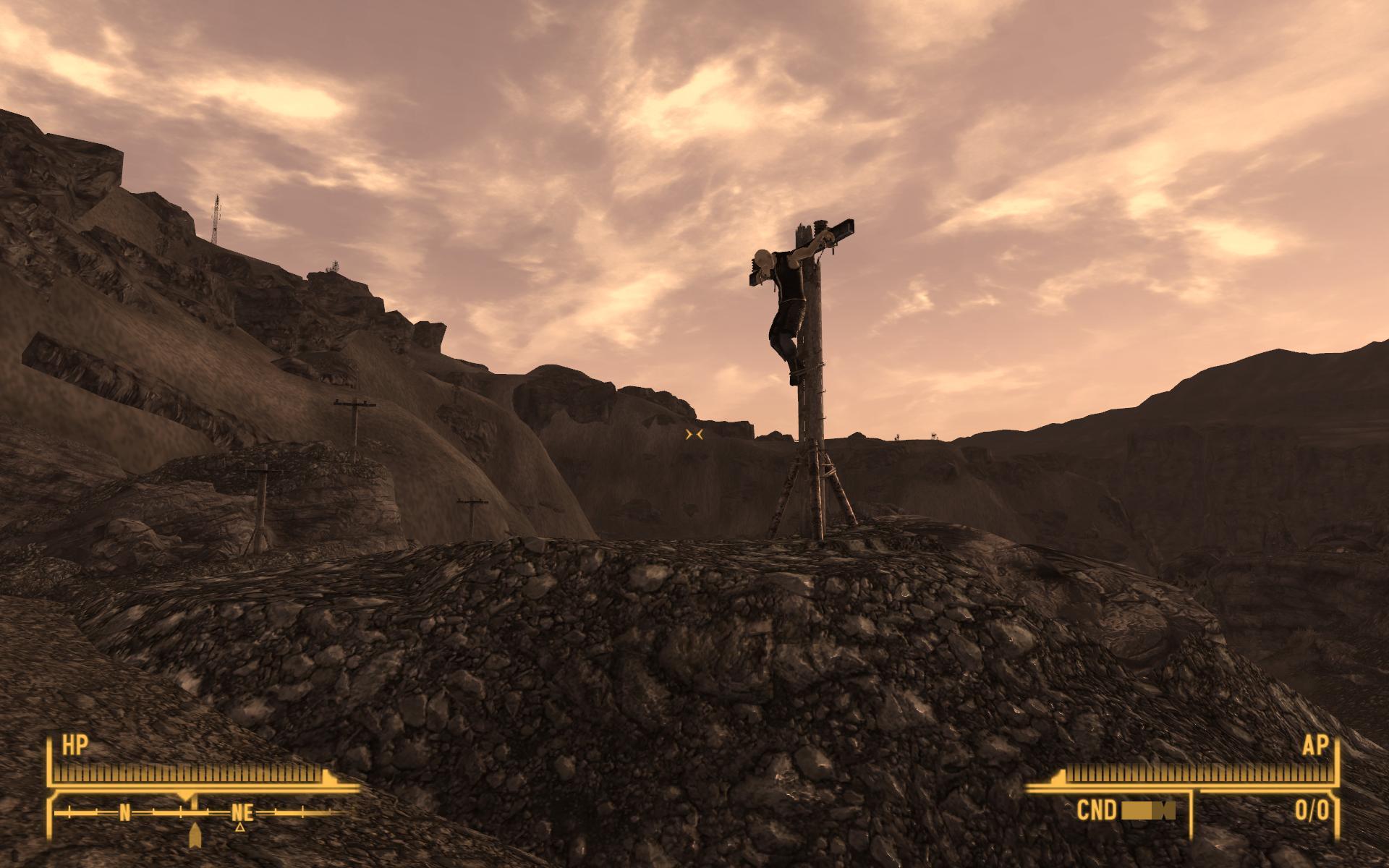 Game Review Fallout New Vegas Sprawl S Scrawl